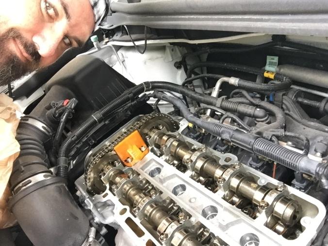 Chevy Sonic 1 4L Turbo PCV fix (error codes P0106 & P1101